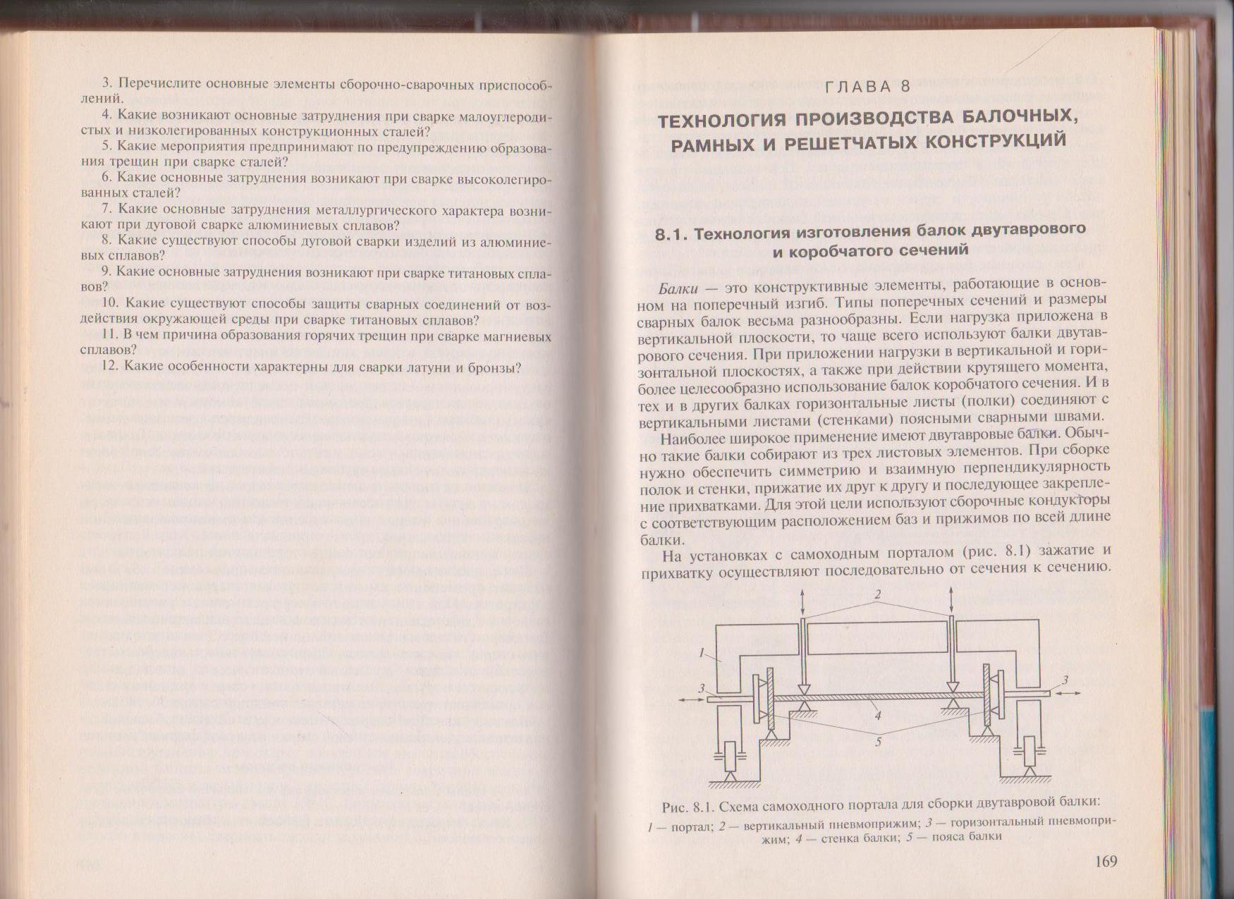 ПМ 01 МДК 01-02 Технология производства сварных конструкций